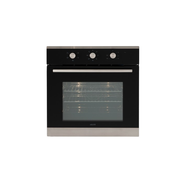 Euro 60cm Multifunction Electric Oven, Model: EO604SX