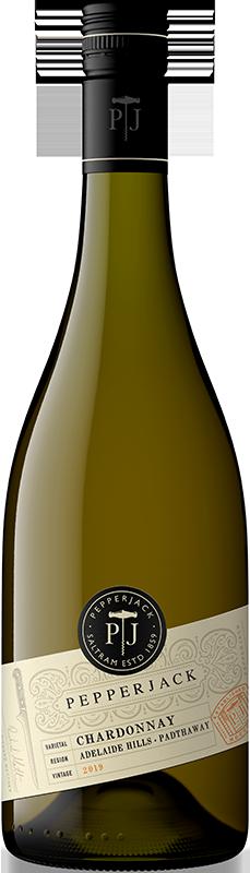 Pepperjack Chardonnay 2020 (6x 750mL). Barossa