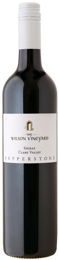 Wilson Vineyard `Pepperstone` Shiraz 2017 (12 x 750mL), Clare Valley, SA.