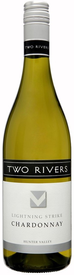 Two Rivers Lightning Strike Chardonnay 2020 (6x 750mL).