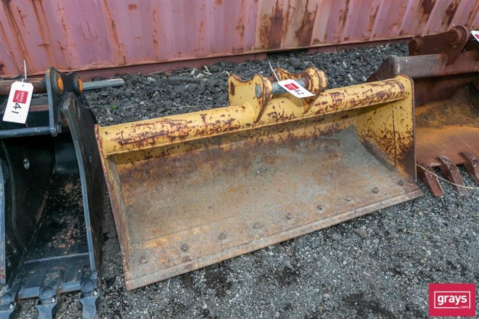 Excavator Mud Bucket Attachment
