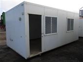 Ex Hire Portable Buildings Sale
