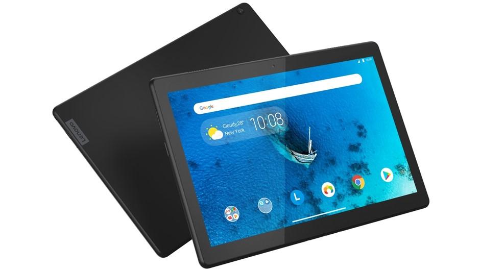 Lenovo Tab M10 10.1-Inch Tablet, Slate Black