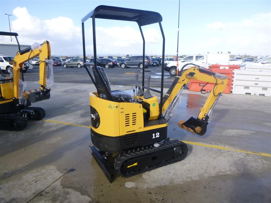 Unused 2021 YM-10 AGROTK Mini Excavator