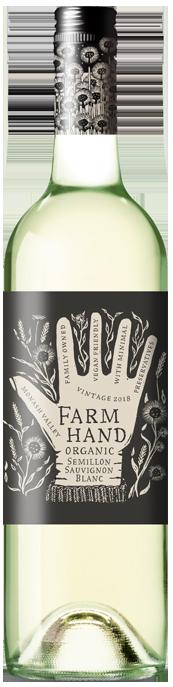 Farm Hand Semillon Sauv. Blanc [organic] 2020 (6x 750mL)