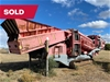 SOLD - 2008 Terex Finlay 883 Mobile Screening Plant