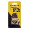 2 x STANLEY Powerlock Key Ring Tape Measures 1M. Buyers Note - Discount Fre