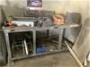 <p>Custom Workbench on Castors </p>