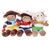 GOFFA 3pk Reindeer Plush Toys. Buyers Note - Discount Freight Rates Apply t