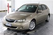 2008 Subaru Impreza RX (AWD) G3 Automatic Hatchback