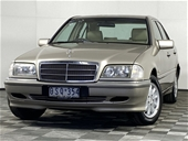 1998 Mercedes Benz C200 Elegance W202 Automatic Sedan