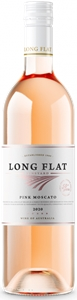 Long Flat Pink Moscato 2020 (12x 750mL).