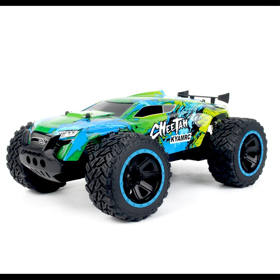 1/14 Scale High Speed RC Monster Truck Toy