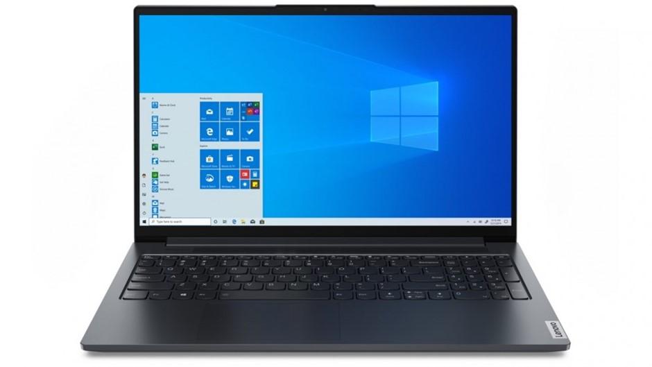 Lenovo Yoga Slim 7 15-IMH05 15.6-inch Notebook, Grey