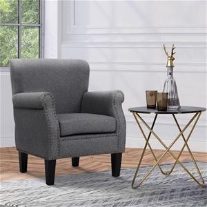 Artiss Armchair Accent Chair Retro Singl