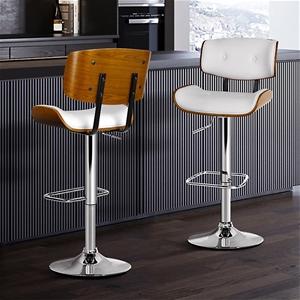Artiss 2x Wooden Bar Stool Kitchen Chair