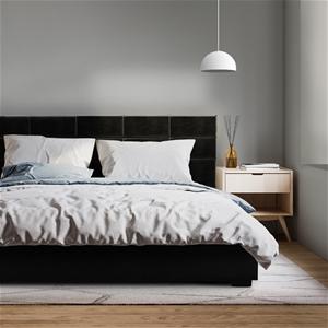 Artiss LISA Queen Size Gas Lift Bed Fram
