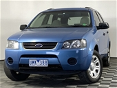 Unreserved 2006 Ford Territory TX (4x4) SY Automatic