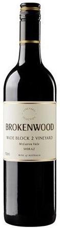 Brokenwood Wade Block 2 Vineyard Shiraz 2018 (6x 750mL).