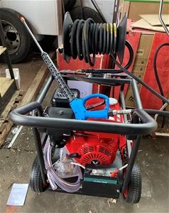 Petrol Engine Powered Pressure Washer