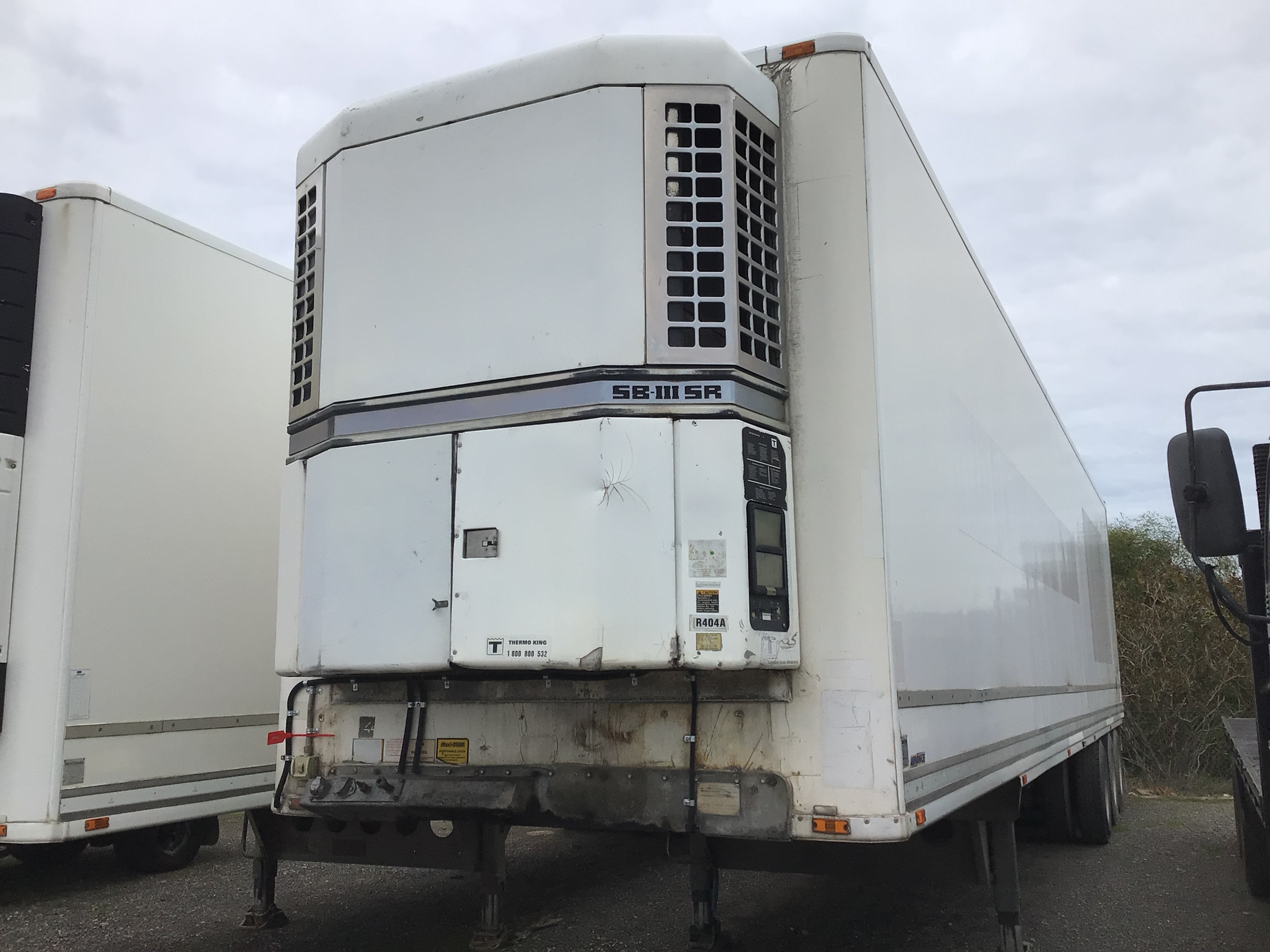 2006 Maxitrans ST3 (44Ft) Refrigerated Trailer