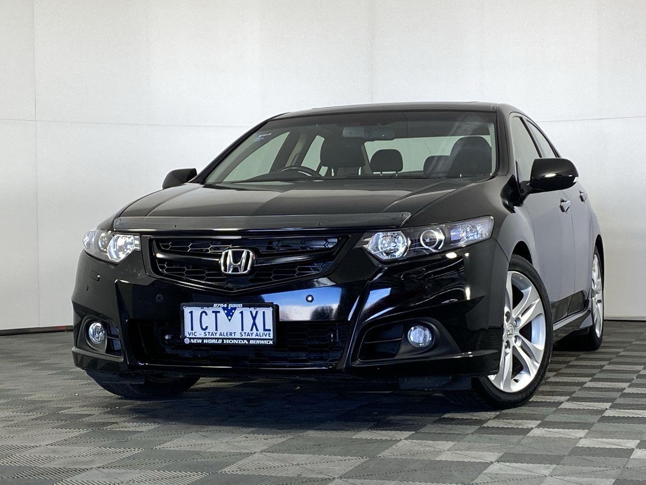 2014 Honda Accord Euro Luxury 8TH GEN Automatic Sedan