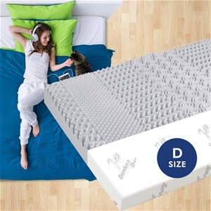 Graphite Infused Memory Foam Mattress To