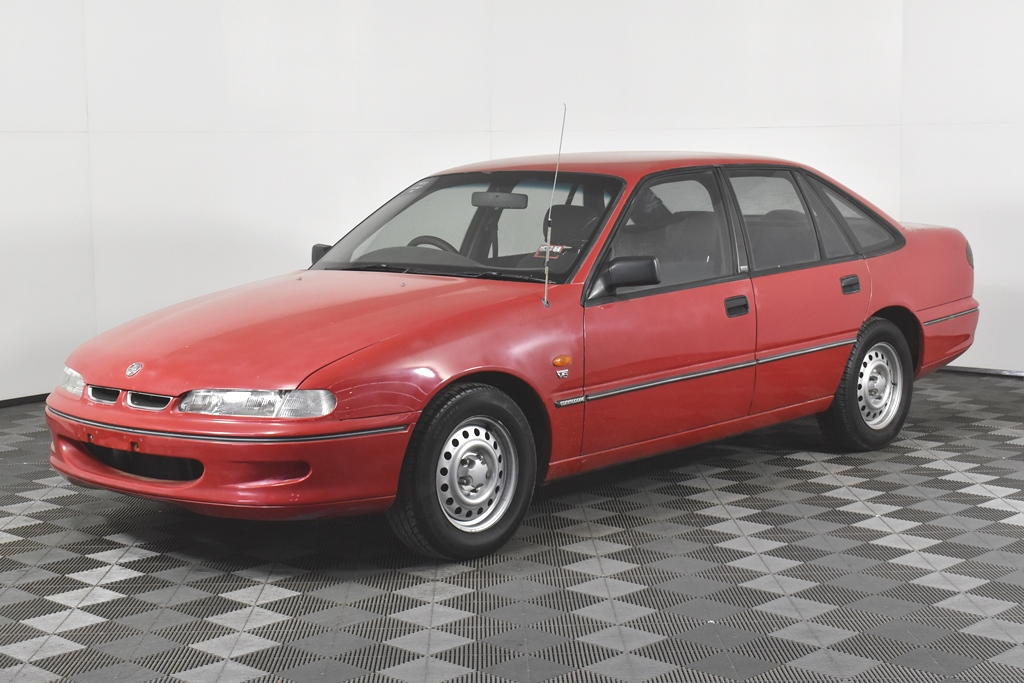 1997 Holden Commodore Executive VS 9C1 Pack (Police Pack) Automatic Sedan