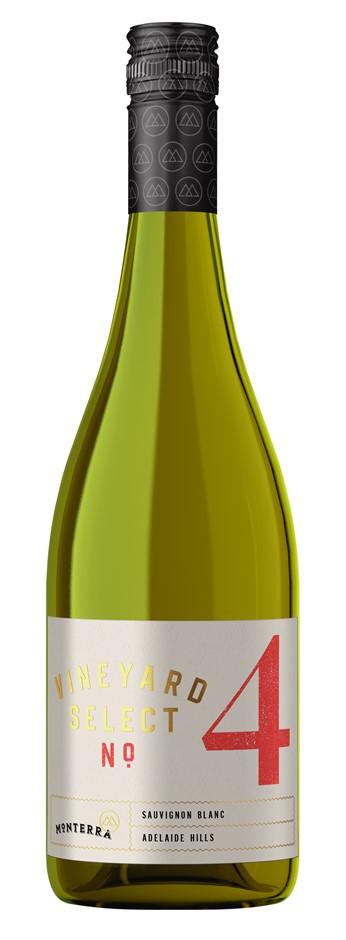Monterra Vineyard Select Sauvignon Blanc 2021 (6 x 750mL) Adelaide Hills