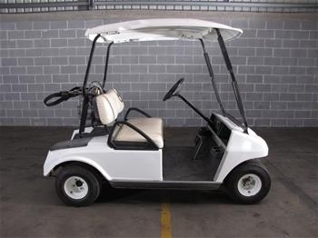 2004 yamaha g22a petrol golf cart colour white serial for Yamaha golf cart id