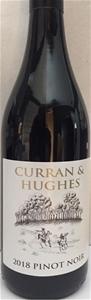 Curran and Hughes Pinot Noir 2018 (6 x 7