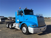 Unreserved 1996 Western Star Cummins 3800E 6x4 Prime Mover