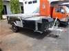 MSD Casa Dual Fold Single Axle Camping Trailer