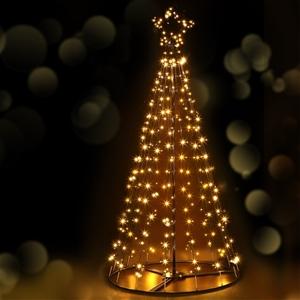 Christmas Tree 2.1m - Warm White