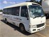 <p>2008 Toyota Coaster 4 x 2 Bus</p>