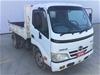<p>2008 Hino 300 series 4 x 2 Tipper Truck (Pooraka, SA</p>