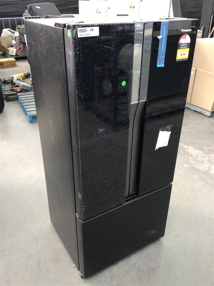 Panasonic 551L French Door Refrigerator NR-CY55CGKAU