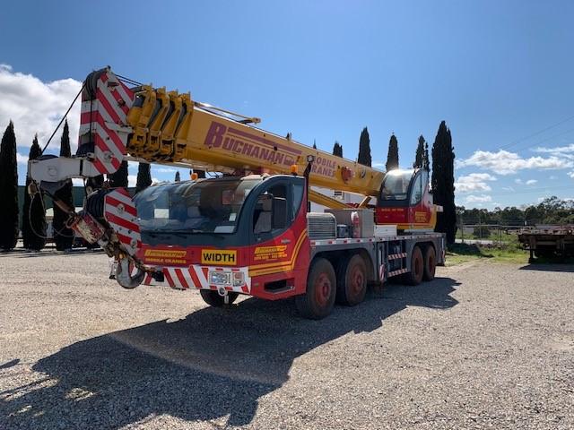 Zoomlion Hydraulic Crane Truck