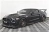 2016 Ford Mustang GT  Fastback GT 500 Tribute