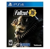 Fallout 76 Video Game on PS4. Buyers Note - Discount Freight Rates Apply to