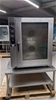 Cobra 10 Tray Electric Combi Oven on Stainless Steel Stand
