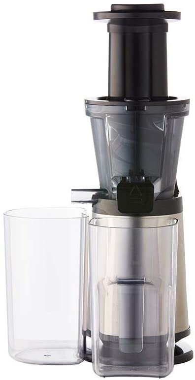RUSSELL HOBBS RHSJ100, Luxe Cold Press Slow Juicer, Dishwasher Safe, 1L Con