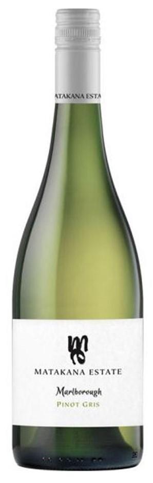 Matakana Est Pinot Gris 2020 (12x 750mL)