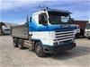<p>1997 Scania  113M 6 x 4 Tipper Truck</p>