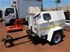 2013 Allight Single Plant / Trailer Mounted Generator Trailer