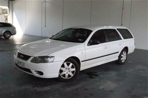 2008 Ford Falcon XT BF III Automatic Wag