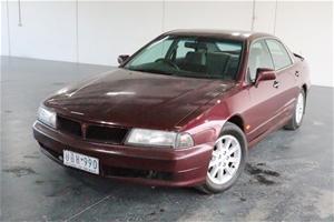 1996 Mitsubishi Magna Executive TE Manua