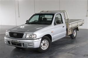 2004 Mazda Bravo DX B2600 Manual Cab Cha
