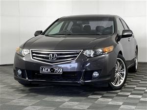 2008 Honda ACCORD EURO LUXURY + SAT NAV