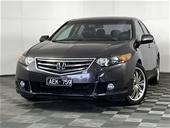2008 Honda ACCORD EURO LUXURY